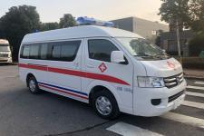 国六福田G7救护车