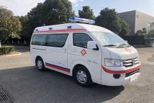 程力重工牌CLH5030XJHB6型救护车  185-7135-9776孔经理