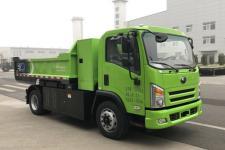 宇通牌YTZ5100ZLJD0BEV型纯电动自卸式垃圾车图片