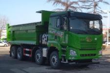 解放牌CA3310P27K15L1T4NE6A80型平头天然气自卸汽车图片