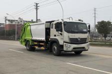 程力威牌CLW5180ZYS6ZS型压缩式垃圾车