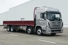 现代国六前四后八货车461马力17320吨(CHM1310KPQ80T)