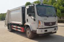 國六東風12方壓縮垃圾車價格廠家配置