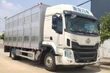 国六柳汽乘龙畜禽运输车多少钱在哪买13329882498