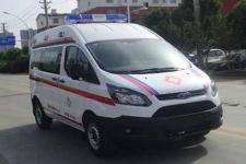 福特V362中軸中頂運輸型監護型救護車報價
