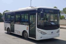 6.6米|11-18座中宜纯电动城市客车(JYK6660GBEV2)