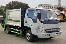 國六福田壓縮垃圾車價格/福田時代6方壓縮垃圾車價格