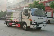 國六江淮5方多功能抑塵車多少錢一輛/廠家在哪