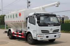 国六东风6吨散装饲料车价格多少钱一辆13329882498