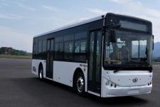 10.5米 19-32座解放纯电动低入口城市客车(CA6100URBEV26)