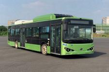 比亚迪牌BYD6122B1EV1型纯电动低地板城市客车图片