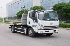 中联牌ZBH5101ZLJSHBEV型纯电动自卸式垃圾车图片