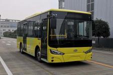 8.1米|14-29座中植汽车纯电动城市客车(CDL6810URBEV1)