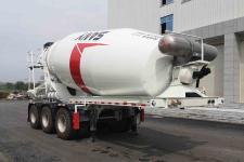 三一牌SY9401GJBA型混凝土搅拌运输半挂车图片