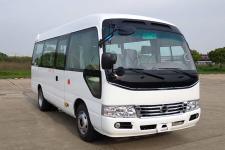 6米|10-19座女神客车(JB6600K)