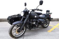 双狮牌SS300B-C型边三轮摩托车图片