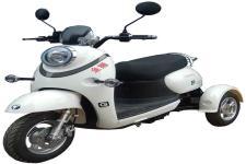 金狮牌JS1200DQZ-C型电动正三轮轻便摩托车图片