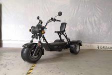颢晨牌HS500DQZ-A型电动正三轮轻便摩托车图片
