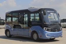 6米|10-14座金旅纯电动城市客车(XML6606JEVJ0C2)
