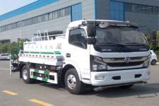 东风多利卡纯电动5吨洒水车的价格13635739799