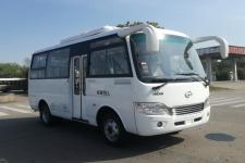 海格牌KLQ6609GE6型城市客车图片