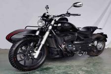 大地鹰王牌DD400B-2型边三轮摩托车图片