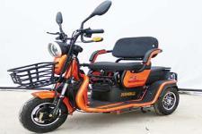 杰工牌JG500DQZ型电动正三轮轻便摩托车图片