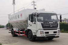 国六东风天锦散装饲料车价格多少钱一辆13329882498