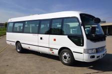 7.1米|10-23座女神客车(JB6712K)