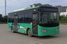 8.1米 14-30座晶马纯电动城市客车(JMV6811GRBEV)