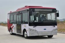 6.8米 10-16座开沃纯电动低入口城市客车(NJL6680EV6)