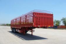 中集13米33吨3轴仓栅式运输半挂车(ZJV9401CLXHJA)
