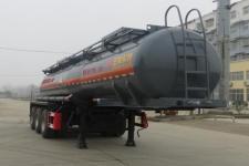 特运10米31吨3轴腐蚀性物品罐式运输半挂车(DTA9401GFWA)
