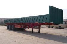 中集12米31.9吨3轴自卸半挂车(ZJV9401ZZXDY)