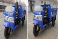 时风牌7YP-1775D5型自卸三轮汽车图片