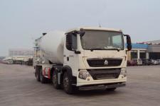豪沃牌ZZ5317GJBN306GE1型混凝土搅拌运输车(ZZ5317GJBN306GE1混凝土搅拌运输车)(ZZ5317GJBN306GE1)