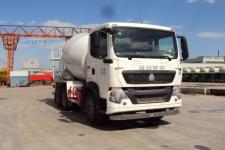 豪沃牌ZZ5257GJBN324GE1型混凝土搅拌运输车(ZZ5257GJBN324GE1混凝土搅拌运输车)(ZZ5257GJBN324GE1)