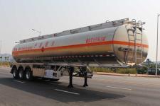 永强11.6米33.2吨3轴铝合金运油半挂车(YQ9405GYYT2)