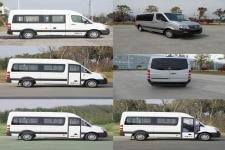 亚星牌YBL6591QP型客车图片2
