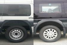亚星牌YBL6591QP型客车图片3
