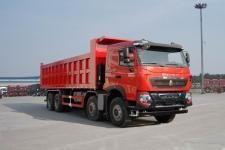 豪沃牌ZZ3317V466HE1型自卸汽车