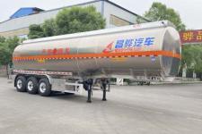昌骅11.7米34吨3轴铝合金运油半挂车(HCH9408GYY48)