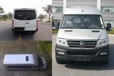 亚星牌YBL6591QEP型客车图片4