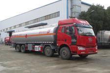国五解放J6碳钢罐20吨运油车油罐车价格