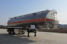 楚胜11.1米29.4吨2轴铝合金运油半挂车(CSC9351GYYLD)