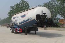 中运8.5米27.6吨下灰半挂车图片