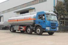 易燃液體罐式運輸車配置圖片