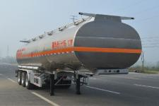欧曼牌HFV9401GRYA型铝合金易燃液体罐式运输半挂车图片