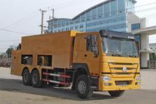 程力威牌CLW5251TFCZ5型稀浆封层车