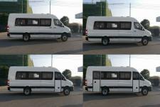 亚星牌YBL6751QP型客车图片2